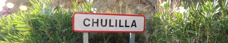 Chulilla Ganitas de Andurrear cartel
