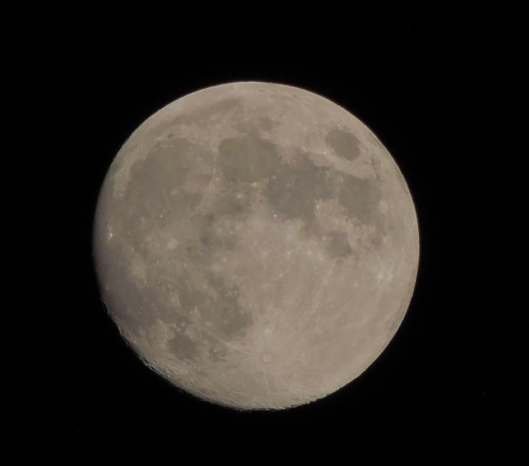 Luna ganitas de andurrear