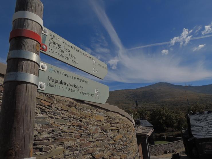 pico Ocejon Guadalajara