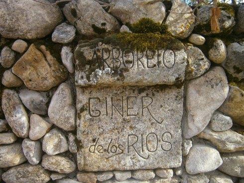 Arboreto Giner de los Rios