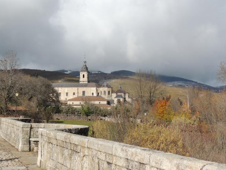 Monasterio de El Paular Rascafria