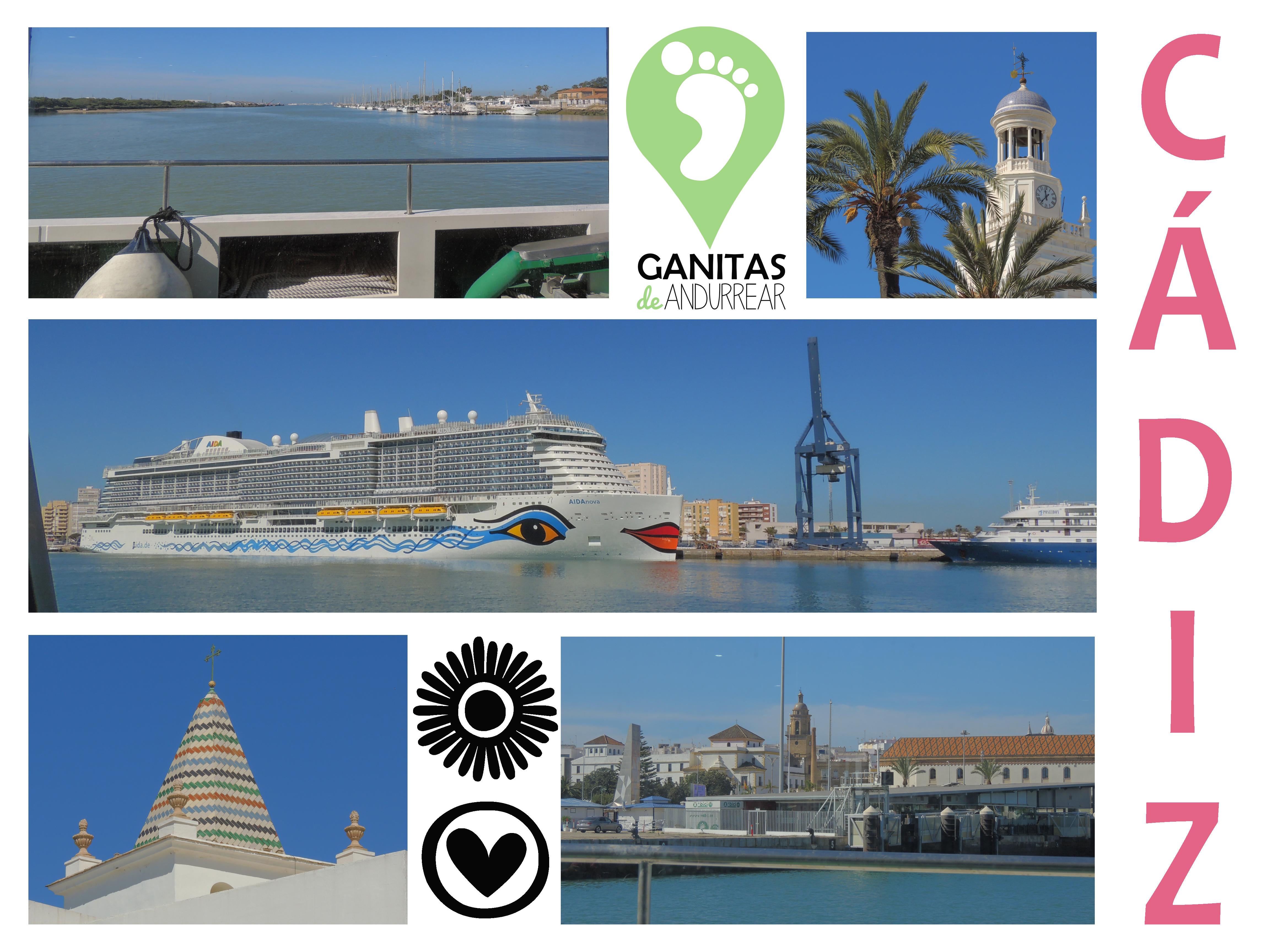Cádiz ganitas de andurrear